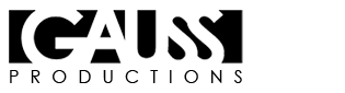 Gauss Productions Logo