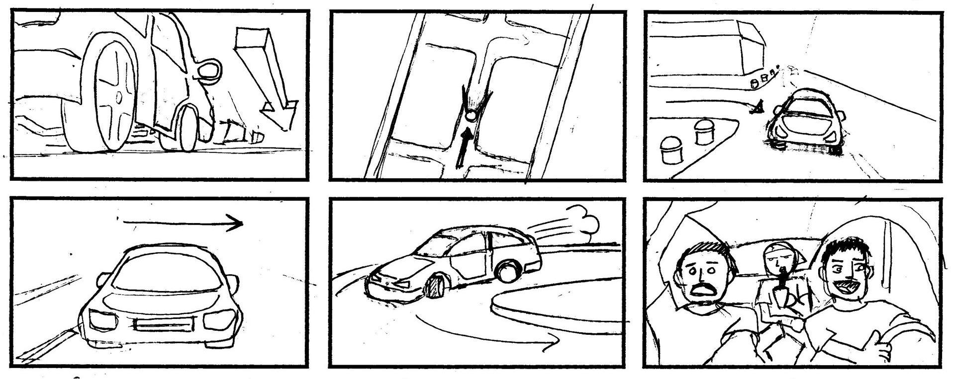 Suricapp Storyboard sample